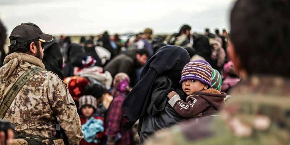 بعد سقوط تنظيم البغدادي.. 9500 طفل يواجهون المجهول في مخيمات داعش