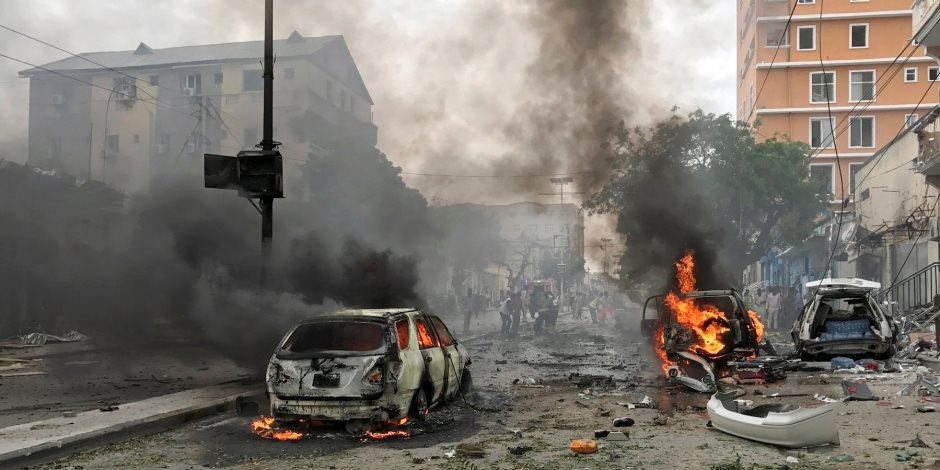 5 قتلى و20 مصابا بانفجار فى الصومال استهدف احتفالا بعيد الفطر