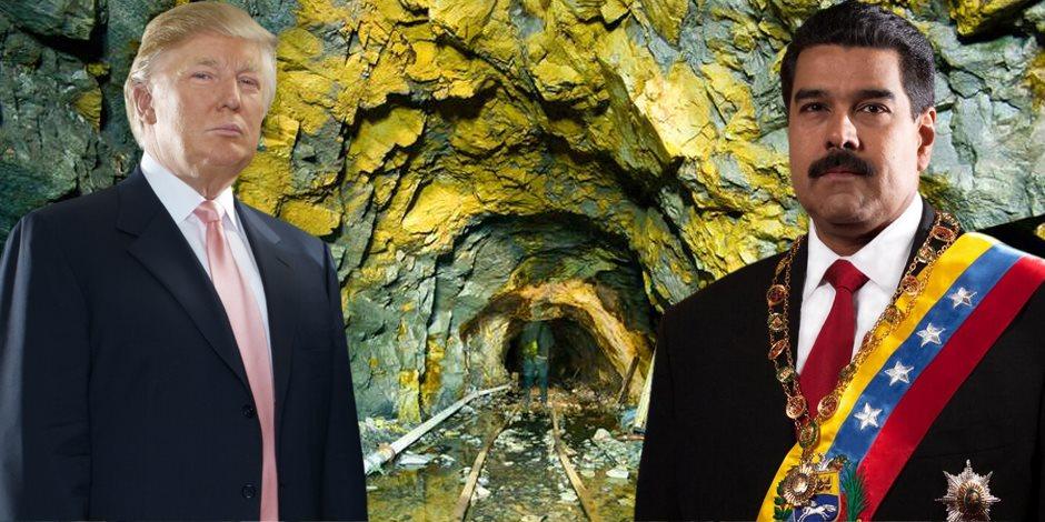 ذهب كاراكاس الملعون.. رحلة «مادورو» لبث الروح في البوليفار