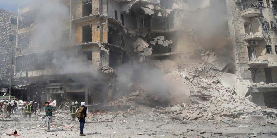 وزارة الدفاع الروسية تعلن رصد 7 انتهاكات للهدنة فى سوريا