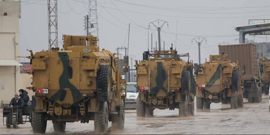 جيش الاحتلال التركي يقصف إقليم الجزيرة شمال شرق سوريا (فيديو)
