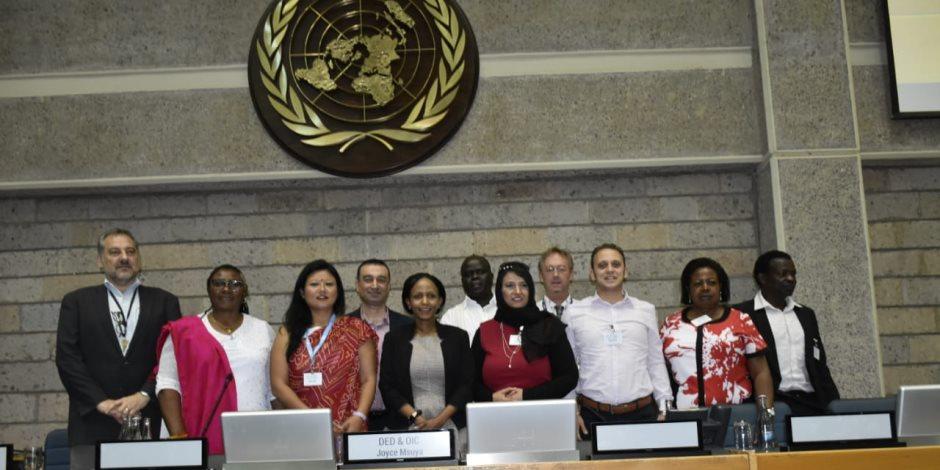 مؤسسة شباب بتحب مصر تساهم في إصدار اول نشرة إخبارية للجمعية العامة للأمم المتحدة للبيئة