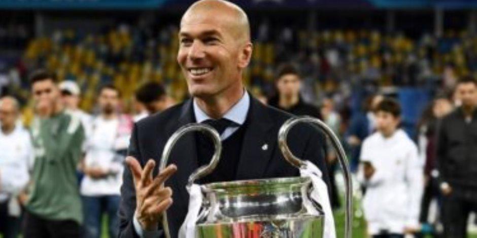 مفاجأة لعشاق الملكي.. هل يرحل زيدان عن ريال مدريد؟