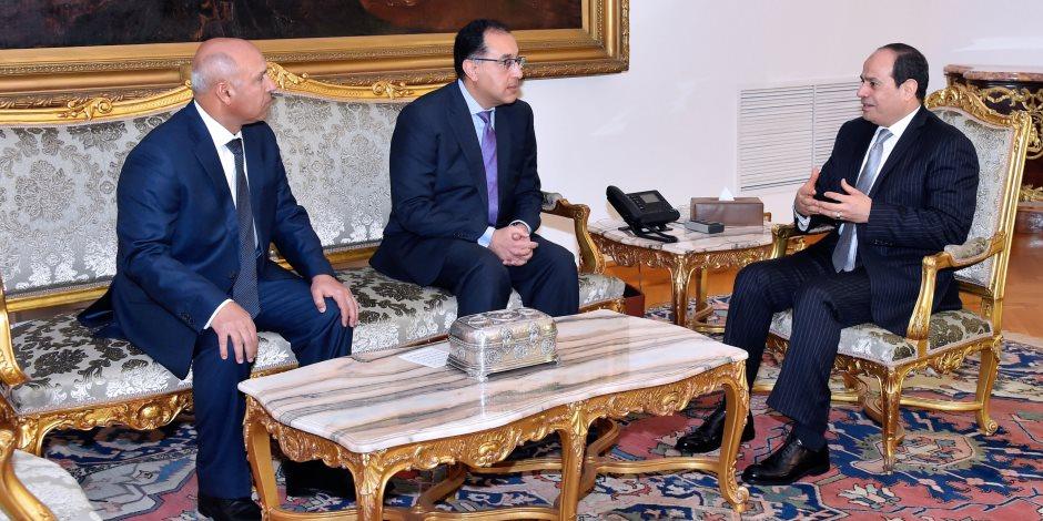 """حرب على المقصريين.. رسائل """"كامل الوزير"""" في """"وزارة الأزمات"""""""
