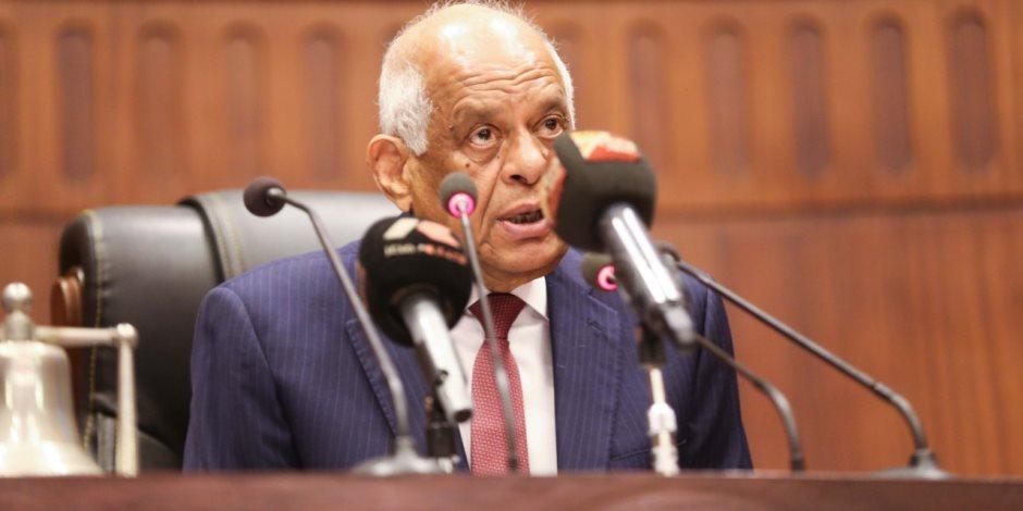 «عبدالعال» لـ«السيسي»: نشكر رئيس الجمهورية على قراراته لأصحاب المعاشات لأنها لقت إرتياحًا شعبيًا