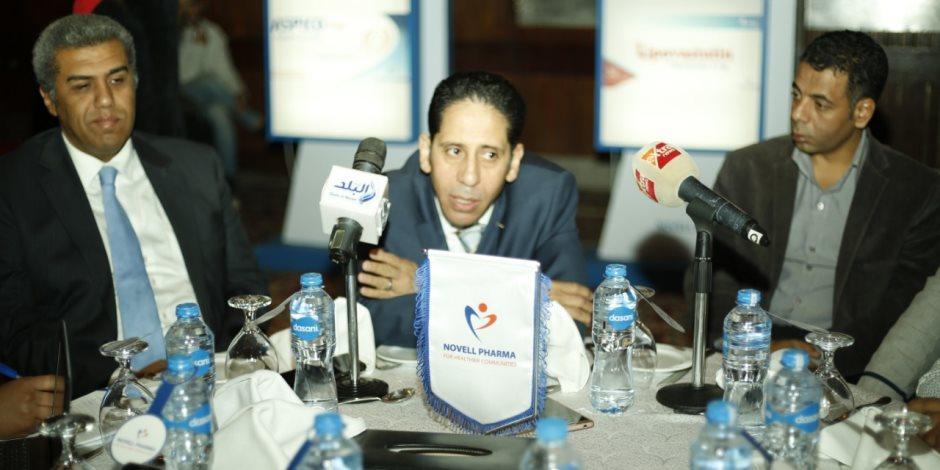 رئيس الجمعية المصرية لأمراض القلب: 47% من الوفيات في مصر سببها أمراض القلب