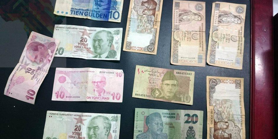 أسعار العملات اليوم الجمعة 16-10-2020 أمام الجنيه المصرى