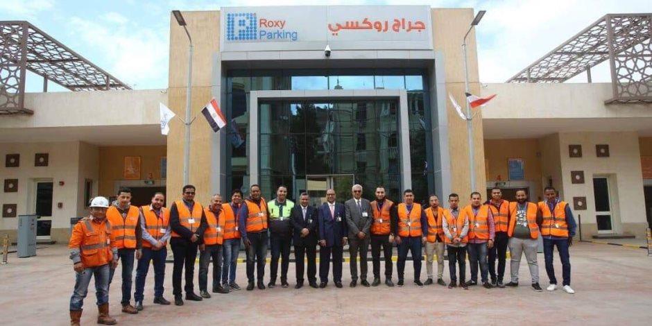 الأكبر في الشرق الأوسط.. هكذا استعدت القاهرة لافتتاح أول «كراج ذكي» في مصر (صور)