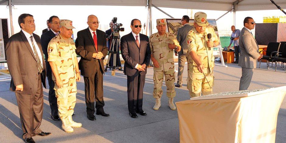 مصر بتتقدم بينا.. محطة بنبان في أسوان.. عاصمة الطاقة الشمسية بالعالم