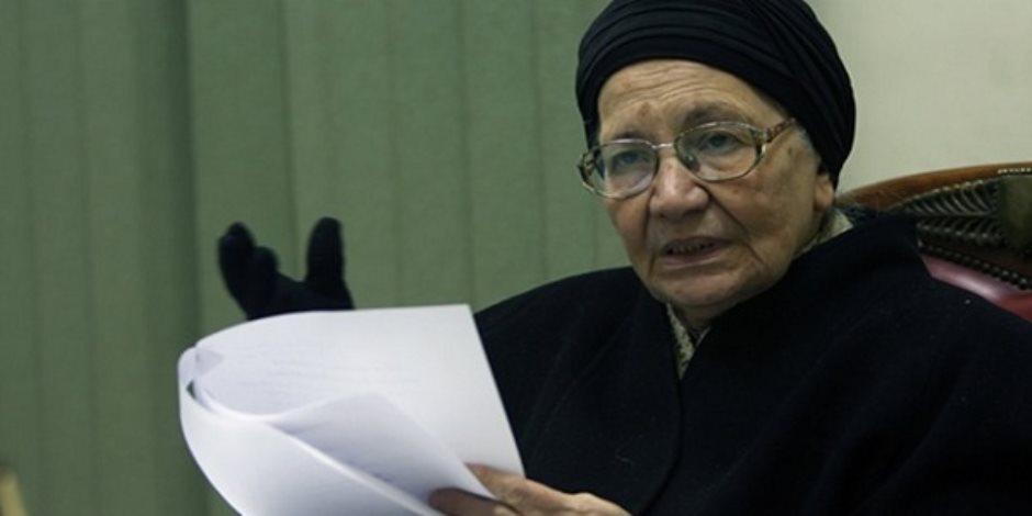 أول برلمانية تتولى رئاسة اللجنة التشريعية: السيسي خير سند للمرأة المصرية