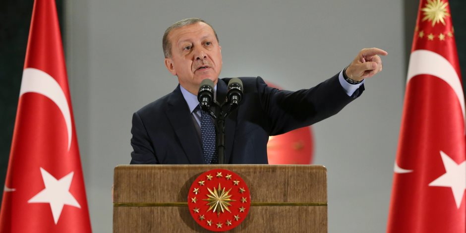 سياسة أردوغان: الاعتقال أو الموت