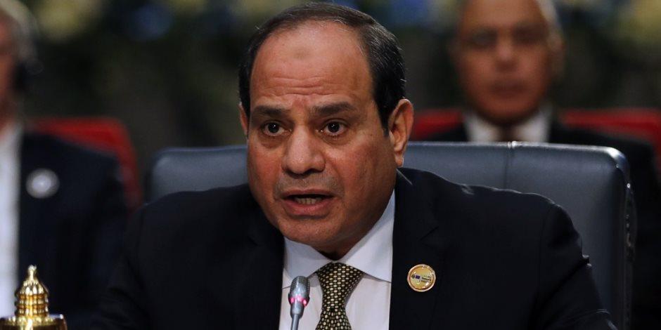 مؤسسات الدولة تعمل.. المصريون يشاركون في الاستفتاء.. والرئاسة تستضيف قمتين عن ليبيا والسودان