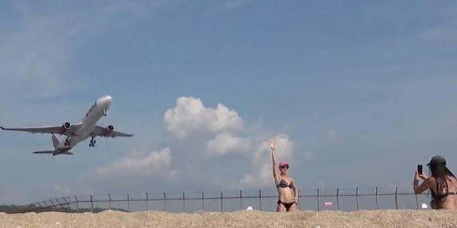 «تايلاند» ضد السيلفي.. عقوبة التصوير بالقرب من هذه المطارات تصل للإعدام