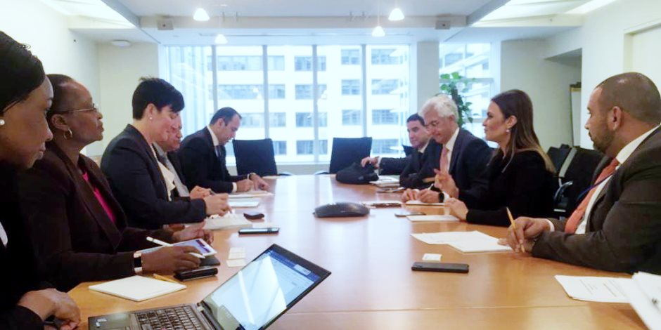 البنك الدولي يدعم مبادرة مصر للتحول الرقمي في أفريقيا