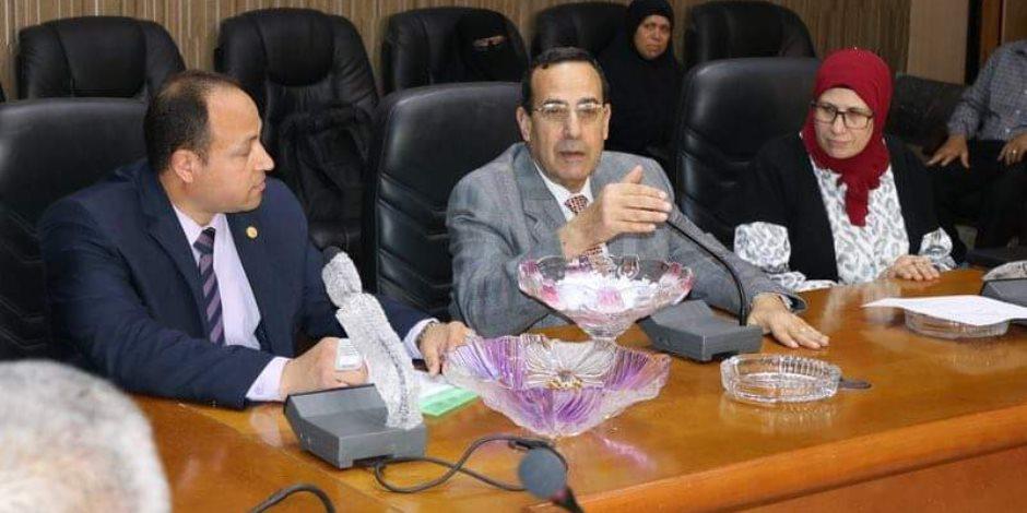 """""""شوشة"""" يعلن أسماء الفائزين فى قرعة الحج الإضافية بشمال سيناء (صور)"""