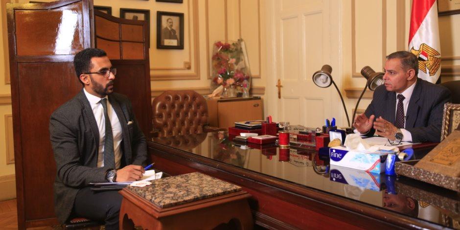 عميد حقوق القاهرة: تخصيص ربع مقاعد البرلمان للمرأة لا يخل بمبدأ المساواة (فيديو)