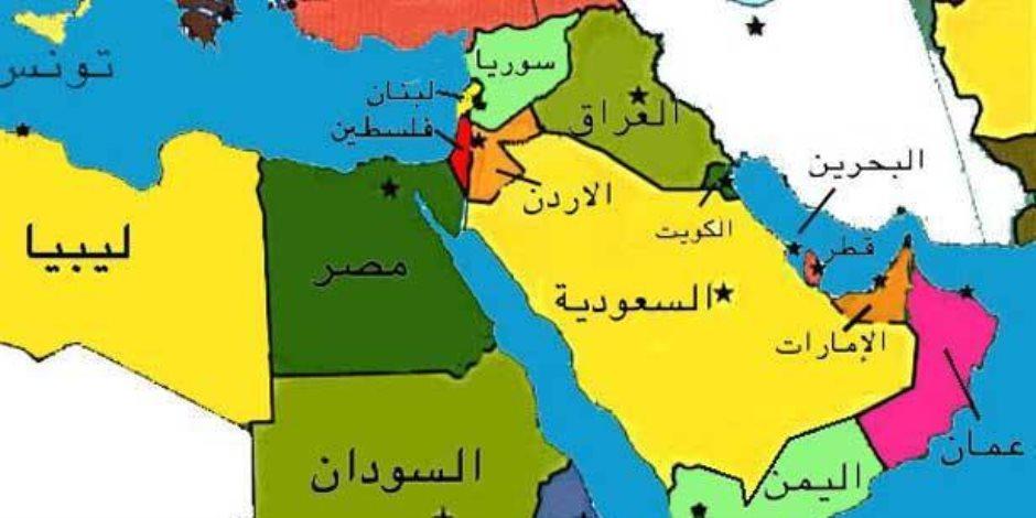 خريطة أحداث الوطن العربى خلال الساعات الماضية
