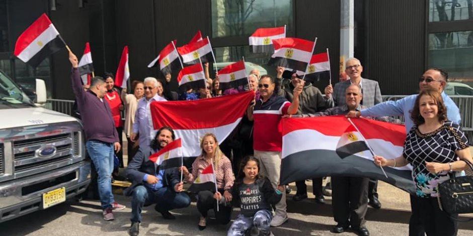 أبناء مصر في الخارج يصفعون الإخوان.. ماذا قالوا عن نجاحات وزيرة الهجرة؟