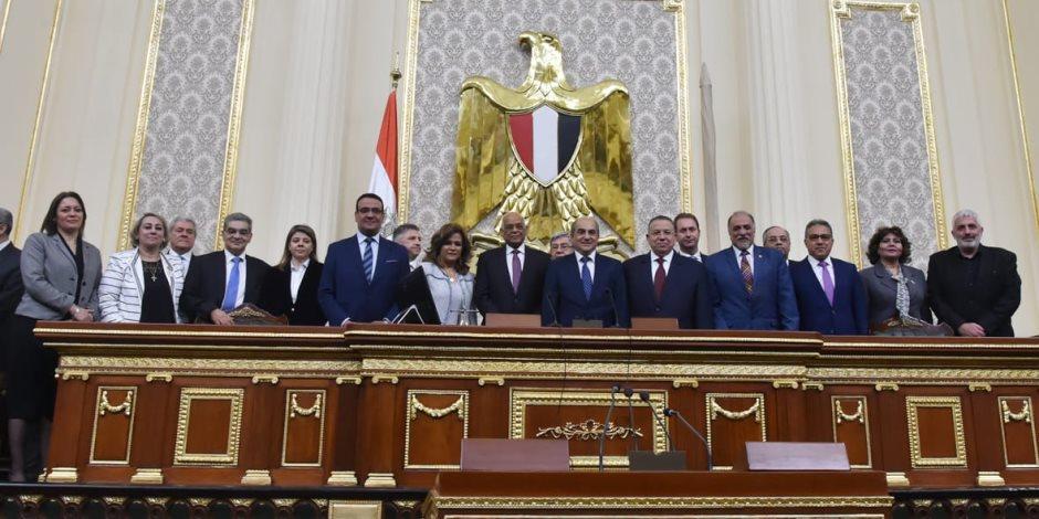 عبدالعال لرئيس البرلمان القبرصي: مصر لن تألو جهدا في الدفاع عن حقوق وقضايا بلادكم