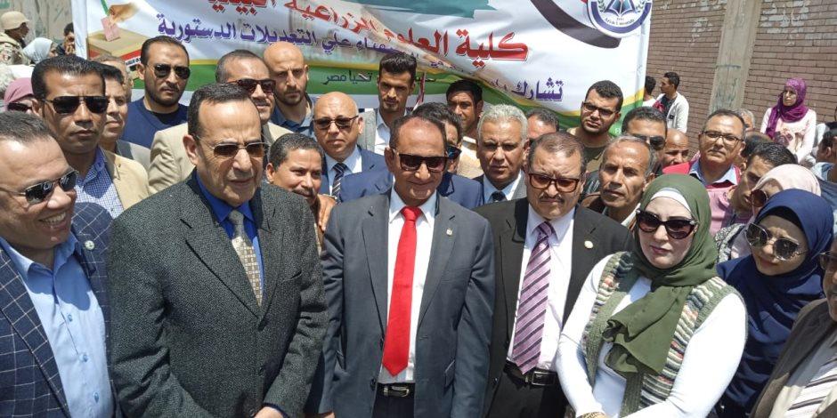 محافظ شمال سيناء: المواطن السيناوي لين يخزل مصر (صور )