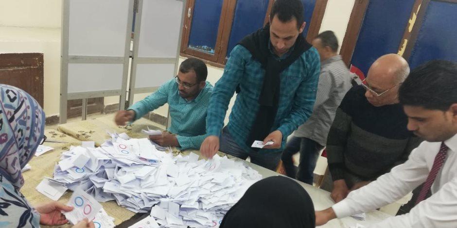شاهد.. بدء الفرز باللجان بعد الانتهاء من التصويت على التعديلات الدستورية