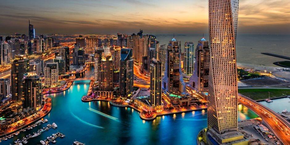 %9.22.. نسب النمو في قطاع السياحة الإماراتي 2020
