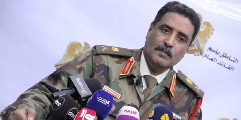 تركيا تواصل دعم المرتزقة فى ليبيا.. وصول طائرة تحمل أسلحة وذخائر لمطار مصراتة