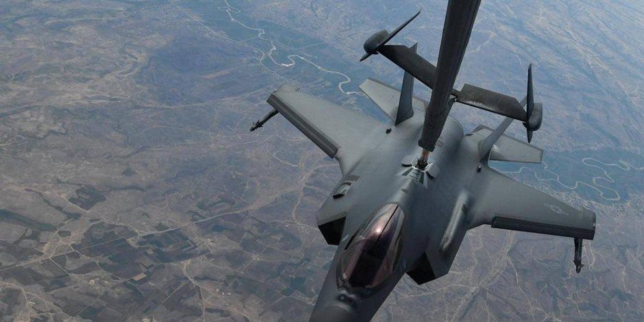 أحدث طائرة مقاتلة في العالم.. الشبح «لايتينينغ 2» في مهمة بالعراق