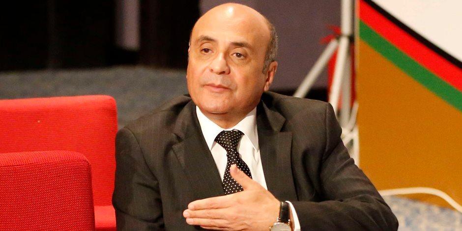 وزير العدل يشارك بالمؤتمر الدولى بالعراق لمكافحة الفساد واسترداد الأموال المنهوبة