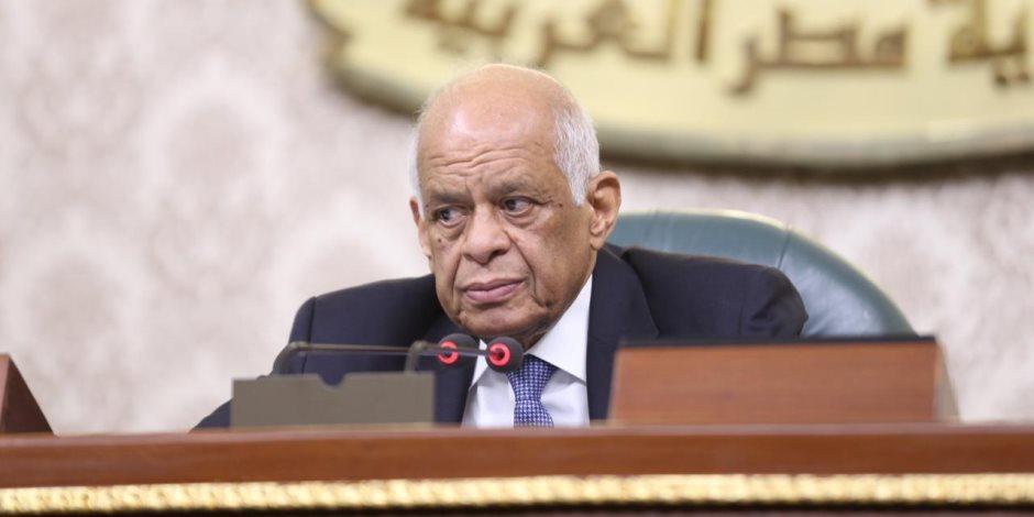 رئيس البرلمان عن اتفاق السراج مع تركيا:مصر لن تقف مكتوفة الأيدى أمام أى مهاترات
