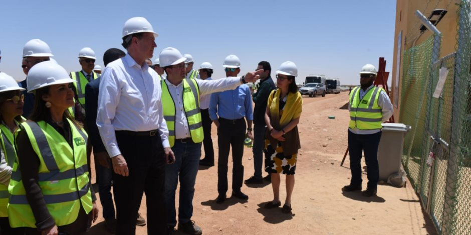 رئيس البنك الدولي من أسوان: إصلاحات مصر تمنحنا الثقة في تمويل مشروعاتها التنموية