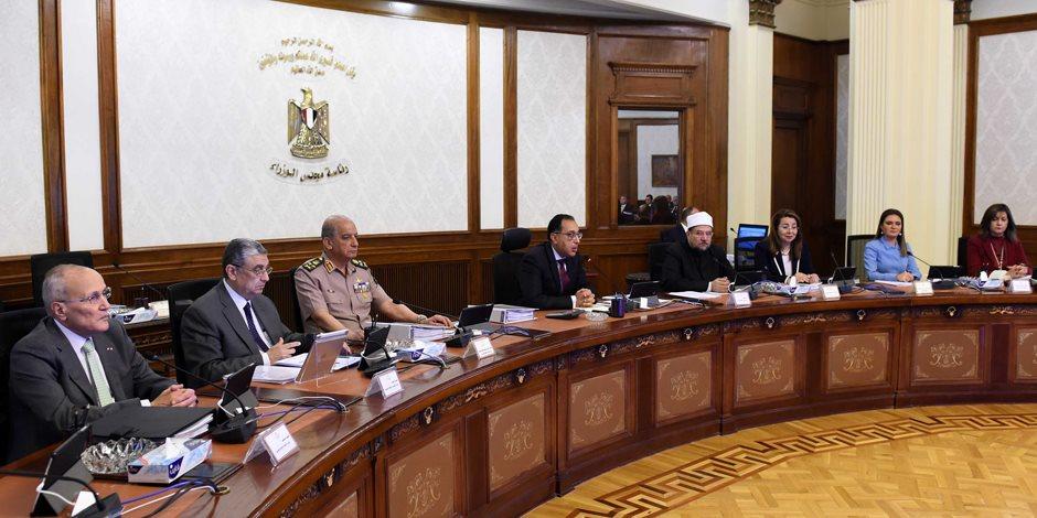 يتضمن بروفايل شخصي لكل وزير.. الـ«تابلت» على مائدة الحكومة في اجتماعها الأسبوعي (فيديو وصور)