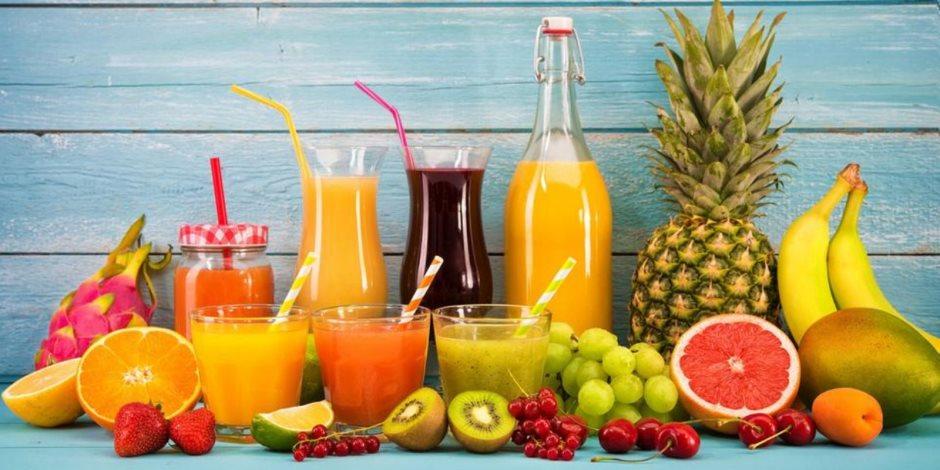 مع ارتفاع درجات الحرارة .. مشروبات تساعد فى إنقاص الوزن والتغلب على الطقس الحار