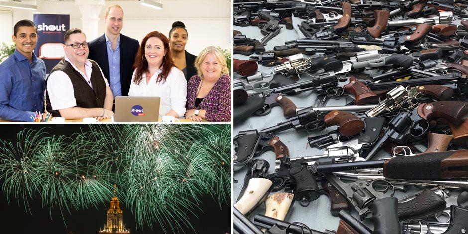 جولة في صحف العالم.. احتفالات عيد النصر تضيء موسكو و1000 قطعة سلاح في ولاية كاليفورنيا
