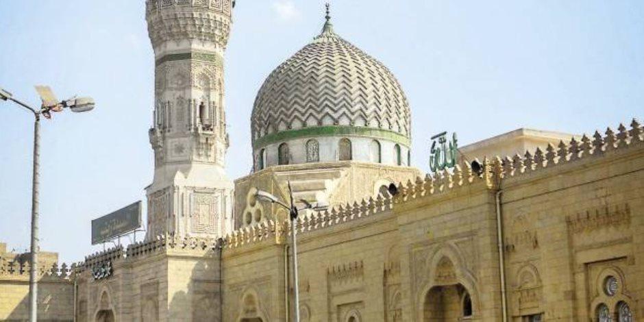 مسجد السيدة نفيسة.. قبلة عشاق آل بيت النبي