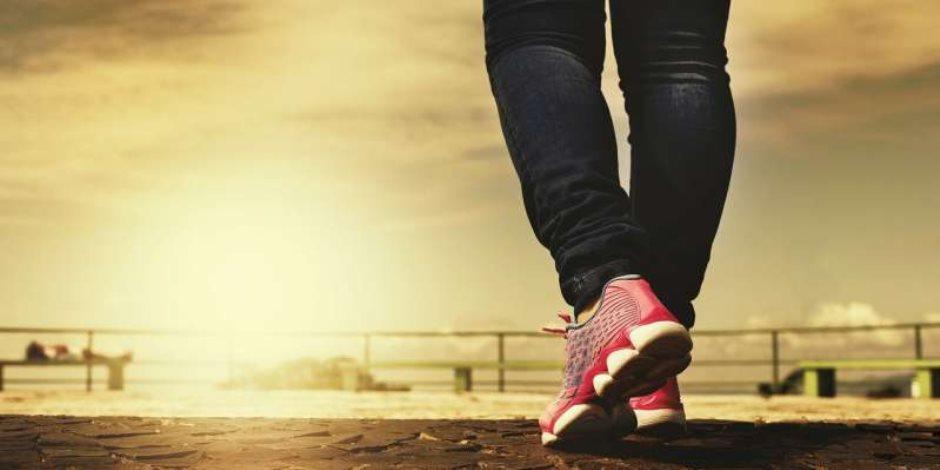 علاقة المشى الصباحى بتحسين الصحة العامة