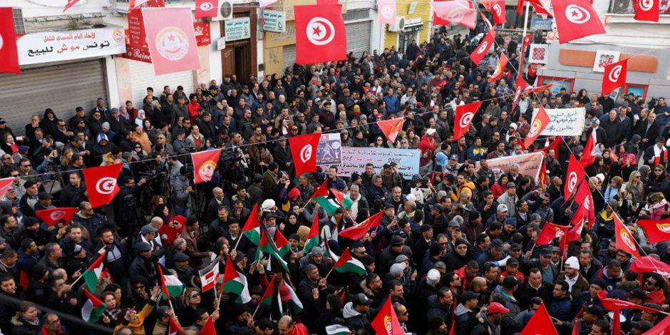 هل ستكون نهاية الجماعة في تونس .. جبهة الإنقاذ تدعو لمسيرات مليونية لإسقاط حركة النهضة