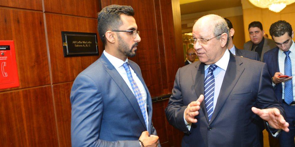 رئيس مجلس الدولة لـ«صوت الأمة»: نحرص على حفل الإفطار لاستمرار التواصل بين القضاة