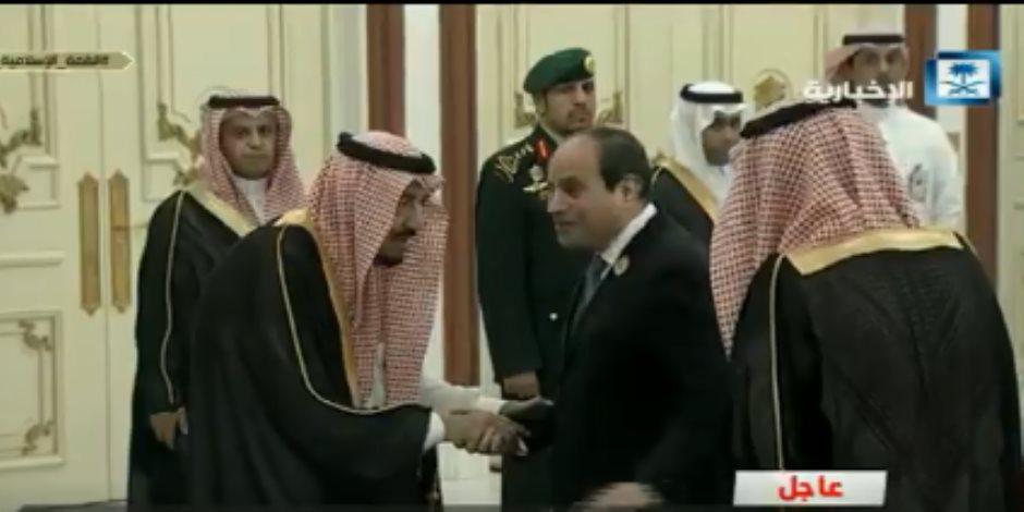 انطلاق القمة الإسلامية الرابعة عشر فى مكة المكرمة برئاسة الملك سلمان