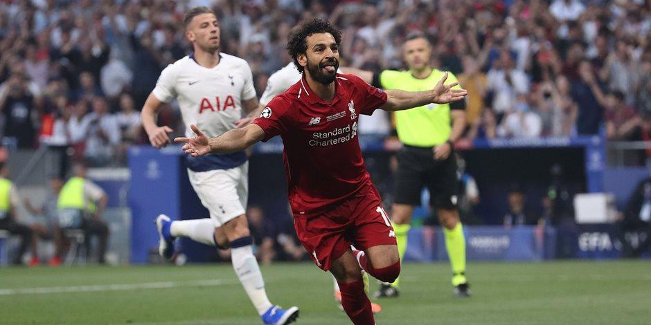 محمد صلاح أفضل لاعب فى ليفربول خلال شهر سبتمبر