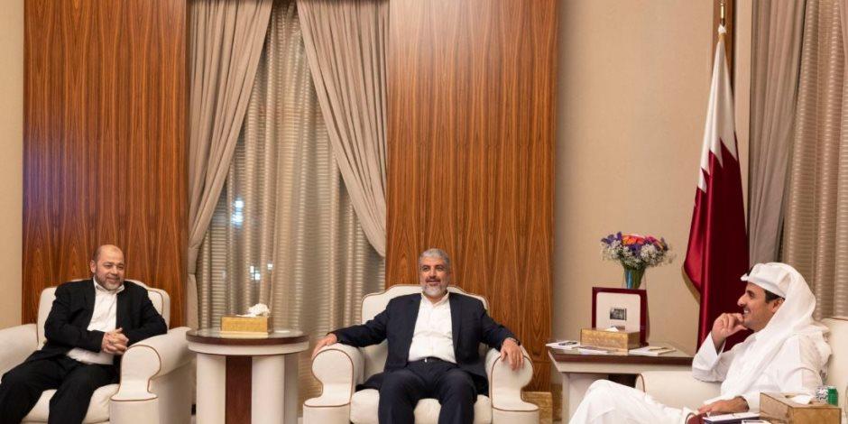 الدوحة تعبث بالقضية الفلسطينية لحماية مصالحها.. هل تنحاز حماس لقطر وإيران ؟ (فيديو)