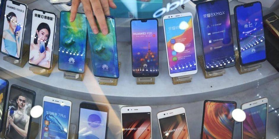 بعد أزمة «هواوي الصينية».. من المستفيد الأكبر في سوق الهواتف؟
