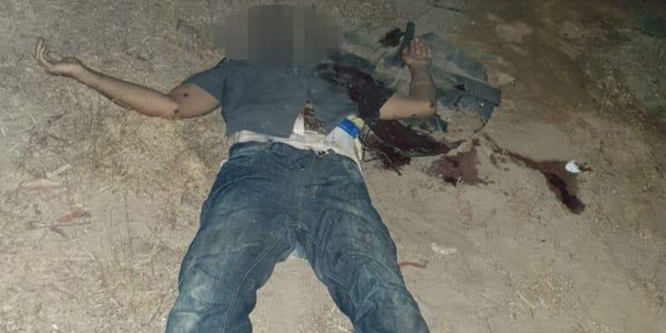 مقتل 4 إرهابيين متورطين فى الهجوم على كمين جنوب العريش (فيديو)