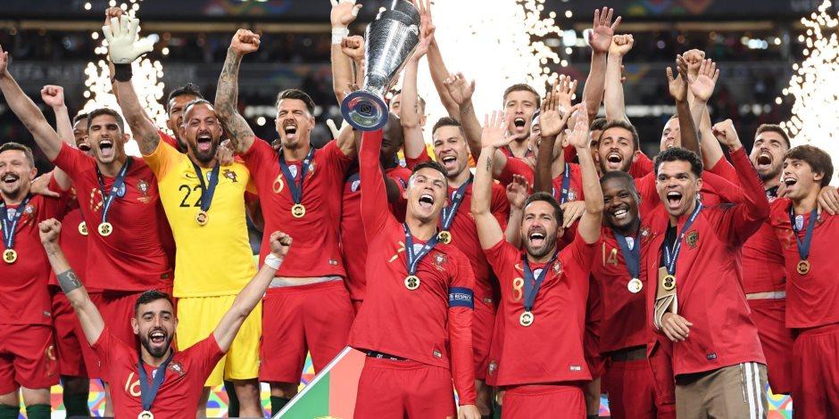 منتخب البرتغال... صاحب اللقب الوحيد يسعى لاقتناص كأس الأمم الأوروبية 2020 (صور)
