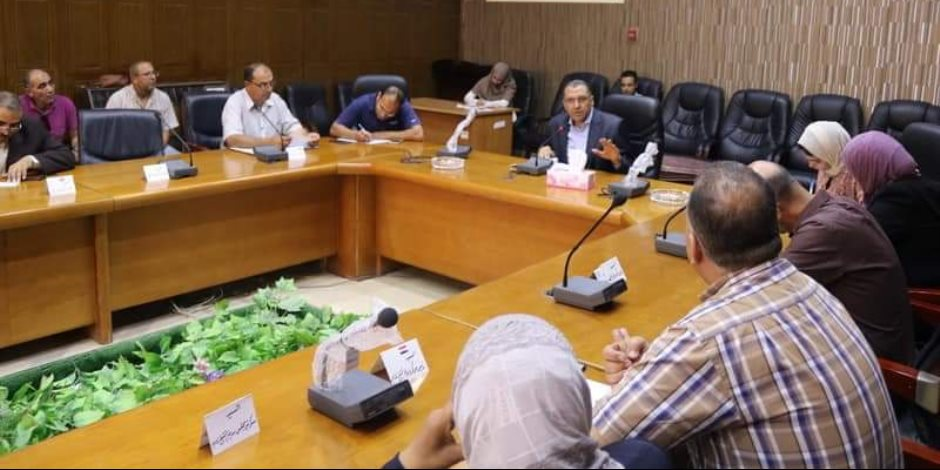شمال سيناء تمنع توصيل المرافق للمنازل غير مكتملة التشطيب الخارجي