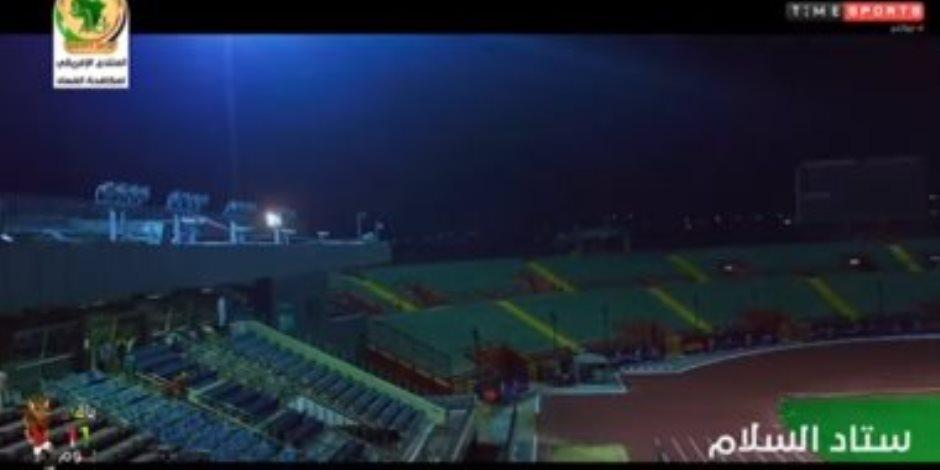 مدير استاد السلام: الاستاد سيظل مفتوحا لكل الأندية بكافة البطولات