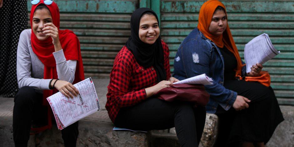 91.4 % نسبة النجاح في امتحانات الصف الأول الثانوي 2019