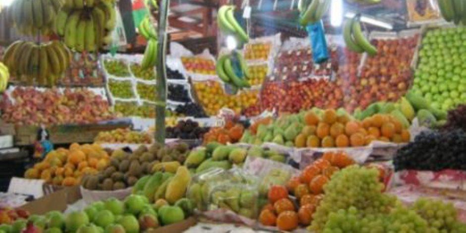 ننشر أسعار الخضروات والفاكهة اليوم الأحد 2-8-2020.. الخيار بـ 3 جنيهات للكيلو