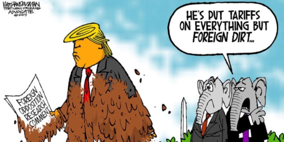 انتخابات 2020 الأمريكية السبب.. صحف واشنطن تسخر من ترامب