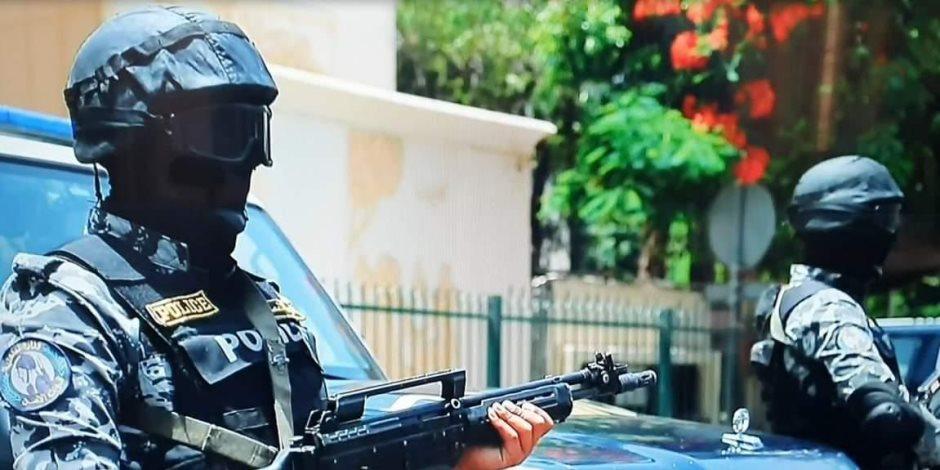 مصرع أحد العناصر الإجرامية شديدة الخطورة عقب تبادل لإطلاق الأعيرة النارية مع قوات الشرطة